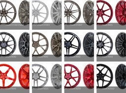 Monoblock Wheels